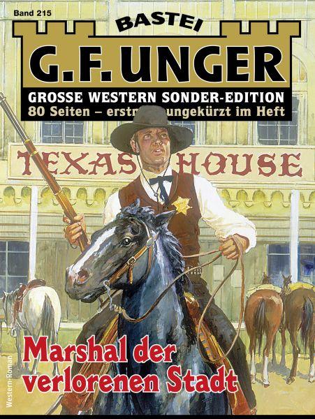 G. F. Unger Sonder-Edition 215 - Western