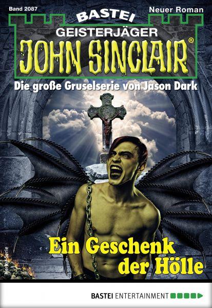 John Sinclair 2087 - Horror-Serie