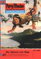Perry Rhodan 463: Die Spione von Siga (Heftroman)