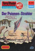 Perry Rhodan 875: Der Psionen-Strahler (Heftroman)