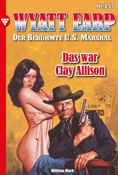 Wyatt Earp 251 – Western