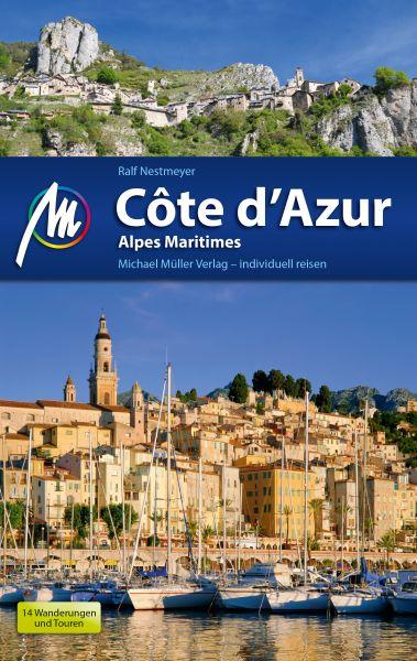Côte d'Azur Reiseführer Michael Müller Verlag