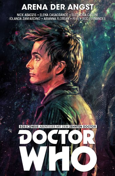 Doctor Who Staffel 10, Band 5 - Arena der Angst