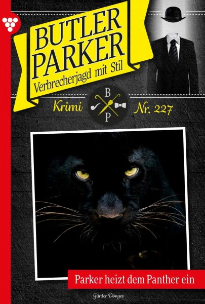 Butler Parker 227 – Kriminalroman