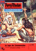 Perry Rhodan 313: Im Lager der Löwenmenschen (Heftroman)