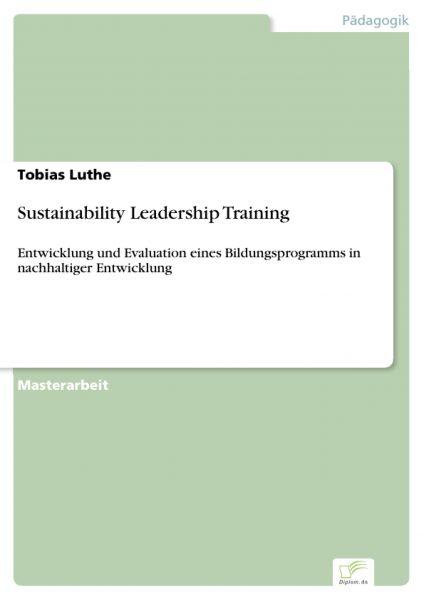 Sustainability Leadership Training