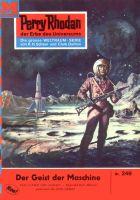 Perry Rhodan 249: Der Geist der Maschine