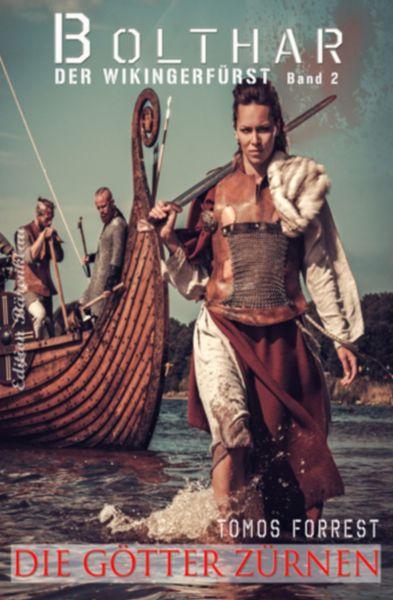 Bolthar, der Wikingerfürst Band 2: Die Götter zürnen