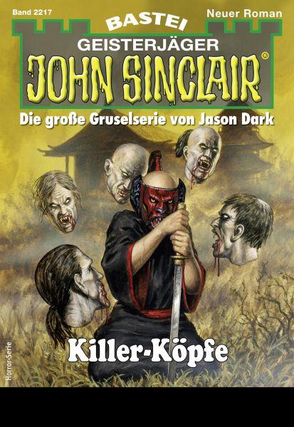 John Sinclair 2217 - Horror-Serie