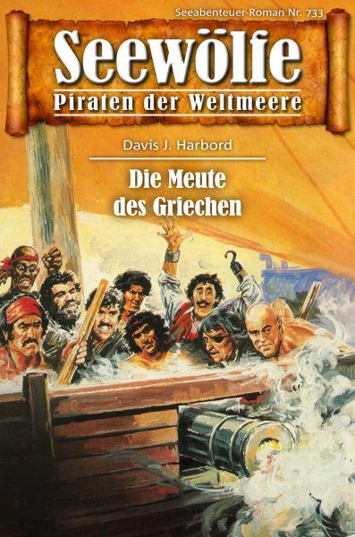 Seewölfe - Piraten der Weltmeere 733