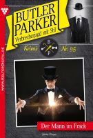 Butler Parker 95 - Kriminalroman