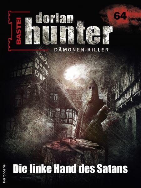 Dorian Hunter 64 - Horror-Serie