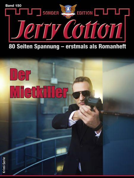 Jerry Cotton Sonder-Edition 150 - Krimi-Serie