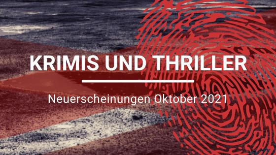 Neuerscheinungen-Krimi-Oktober