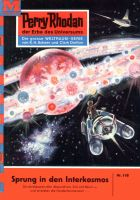 Perry Rhodan 148: Sprung in den Interkosmos (Heftroman)