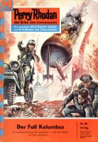 Perry Rhodan 88: Der Fall Kolumbus (Heftroman)