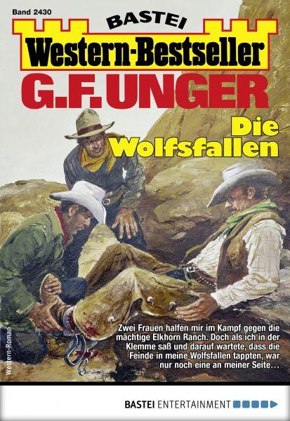 G. F. Unger Western-Bestseller 2430 - Western