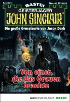 John Sinclair 2072 - Horror-Serie