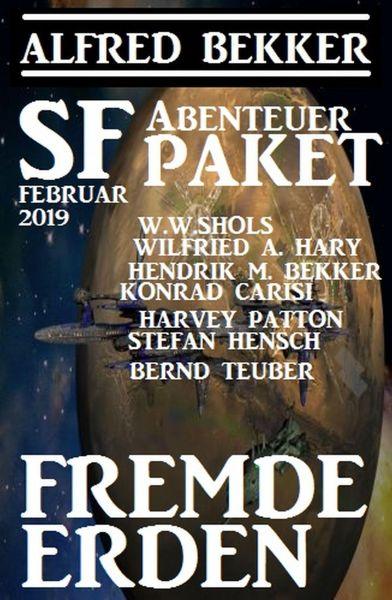 SF-Abenteuer Paket Februar 2019: Fremde Erden
