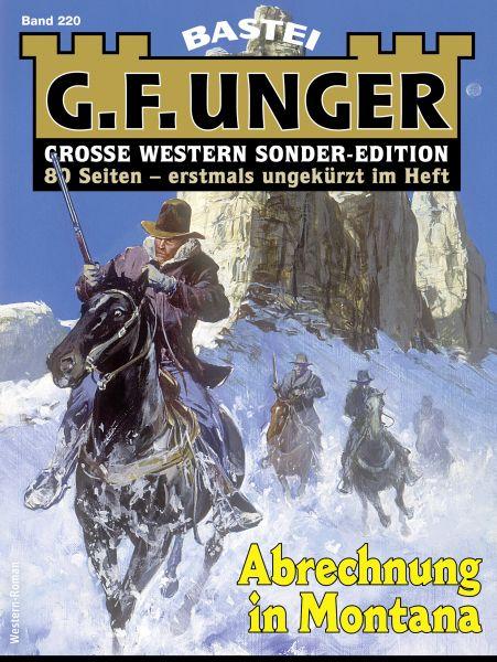 G. F. Unger Sonder-Edition 220
