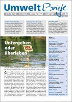 Zeitschrift UmweltBriefe Heft 25-26/2014