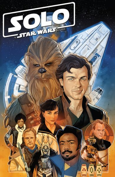 Star Wars - Solo - A Star Wars Story