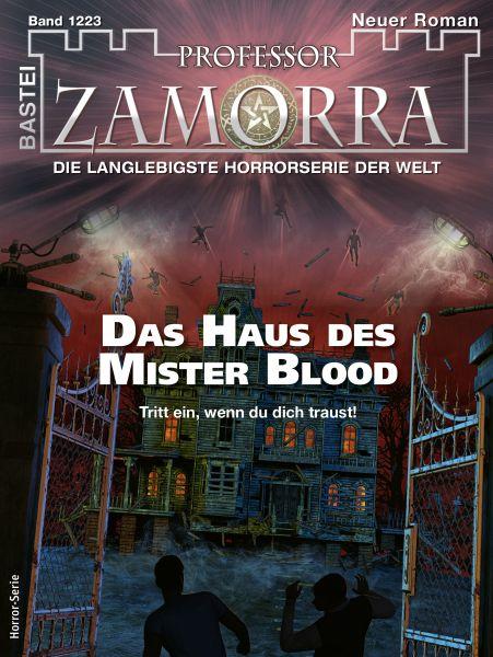 Professor Zamorra 1223 - Horror-Serie