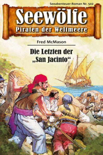 Seewölfe - Piraten der Weltmeere 502