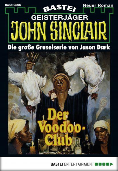John Sinclair - Folge 0806