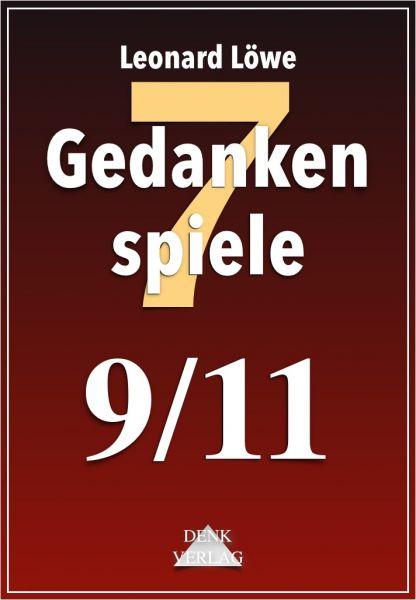 Gedankenspiele Thema: 9/11