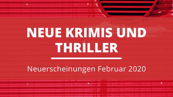 Krimis-Neuerscheinungen-Februar
