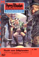 Perry Rhodan 283: Flucht vom Giftplaneten (Heftroman)