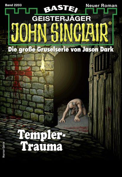 John Sinclair 2203 - Horror-Serie