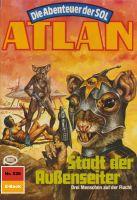 Atlan 526: Stadt der Außenseiter