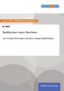 Bankberater unter Beschuss
