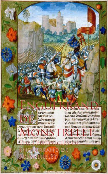 The Chronicles of Enguerrand de Monstrelet