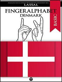Fingeralphabet Denmark