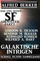 Das 1790 Seiten SF-Abenteuer Paket: Galaktische Intrigen