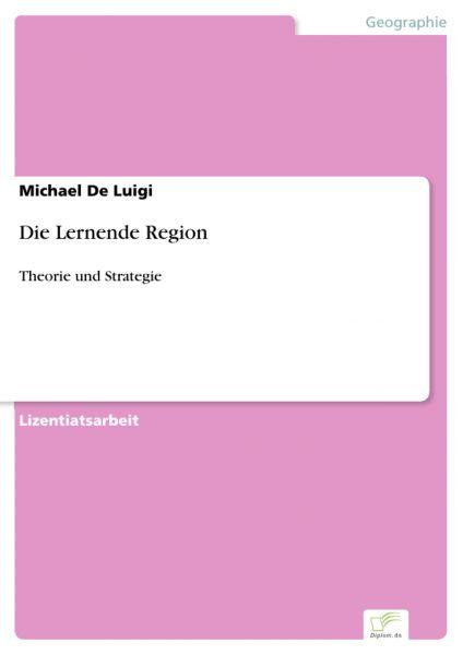 Die Lernende Region