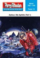 Perry Rhodan-Paket 15: Aphilie (Teil 1)