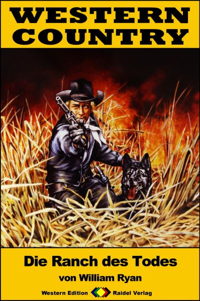 WESTERN COUNTRY 255: Die Ranch des Todes