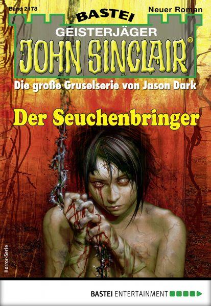 John Sinclair 2178 - Horror-Serie