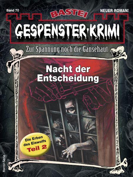 Gespenster-Krimi 70 - Horror-Serie