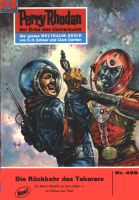 Perry Rhodan 498: Die Rückkehr des Takerers (Heftroman)