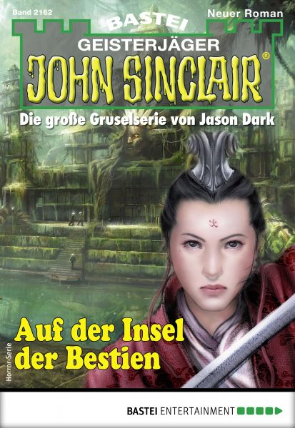 John Sinclair 2162 - Horror-Serie