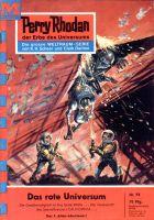 Perry Rhodan 75: Das rote Universum (Heftroman)