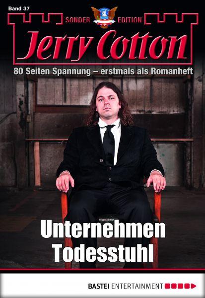 Jerry Cotton Sonder-Edition - Folge 37