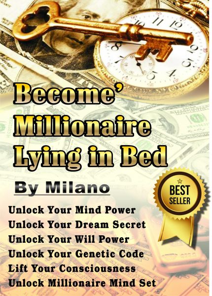 Become' Millionaire Lying in Bed