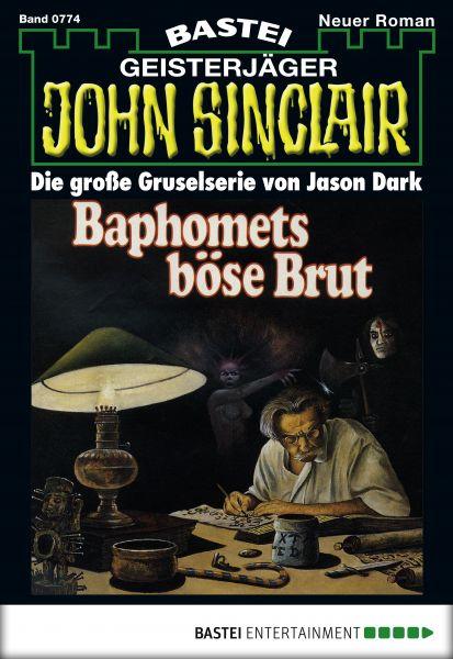 John Sinclair - Folge 0774