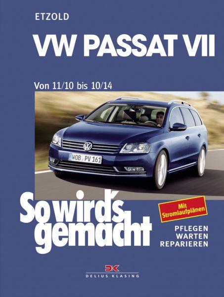 VW Passat 7 von 11/10 bis 10/14